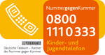 Logo Nummer gegen Kummer
